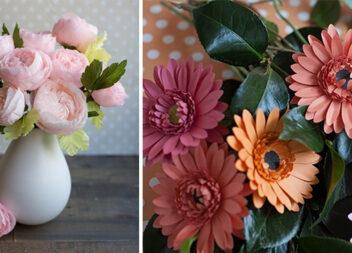 Створюємо паперові квіти самотужки. 12 майстер-класів у фото кроках