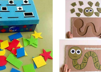Створюємо дитячі ігри із матеріалів, що є в кожного вдома (26 ідей)