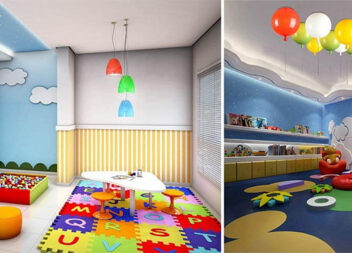 Такими можуть бути дитячі садочки... 30 варіантів дизайну