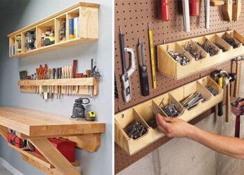 Наводимо порядок із інструментами. Круті лайфхаки як для чоловіків, так і для жінок