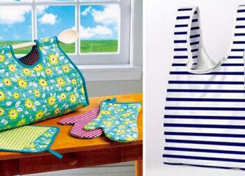 Шиємо сумки, що потрібні в господарстві. Ідеї та викрійки