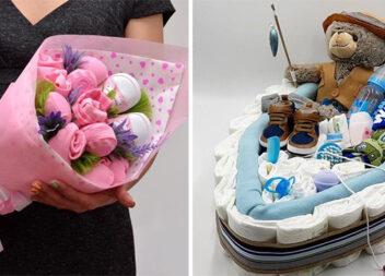 40 варіантів подарунку на хрестини малюка, які можна зробити самотужки