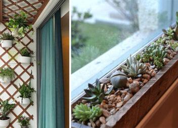Як оригінально оформити вікно: відкоси та підвіконня (25 ідей)