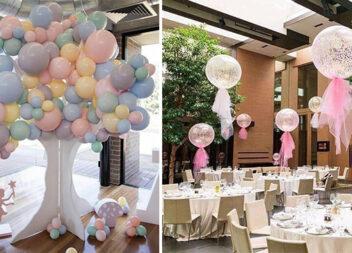 Як красиво прикрасити свято повітряними кульками. Ідеї для усіх!