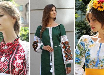 MustHave кожної українки. Неймовірні вишиті сукні!