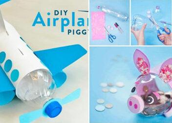 Іграшки для дітей із підручних матеріалів. 13 ідей