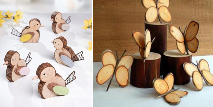 Що можна створити із деревини самотужки. Більше 30 легких та креативних ідей