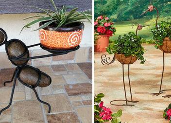 Оригінальні ідеї для саду