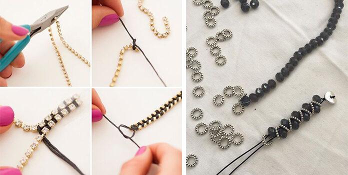 Виготовляємо гарненькі браслетики самотужки. Ідеї та схеми плетіння