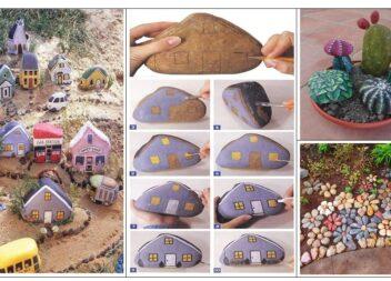 Розмальовуємо камінці: крутий декор для дому та саду