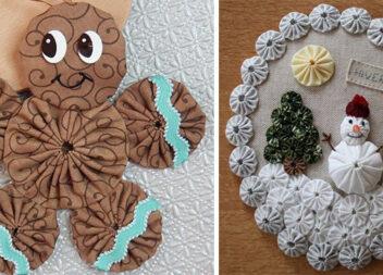 Красиве рукоділля: декоруємо речі креативними кружечками