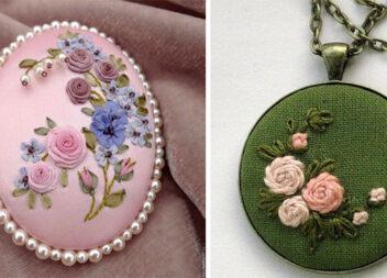 25 варіантів, які показують, що вишивкою можна декорувати будь-що - і буде красиво!