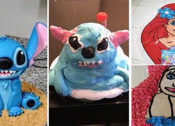 Коли захотілося зробити торт мрії по фото – але щось пішло не так ;)