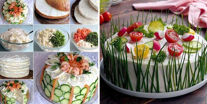 Прикрашаємо страви до святкового столу: нарізки, салати, закуски (50 ідей)