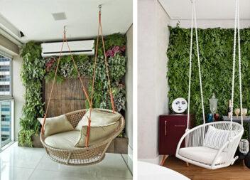 Ідеї для створення підвісного крісла