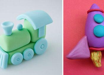 Цікаві вироби з пластиліну: відео, інструкції та ідеї