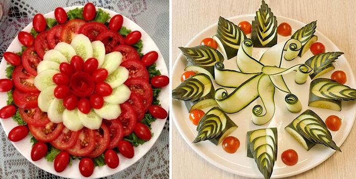 Подаємо закуски красиво: ідеї для святкових столів