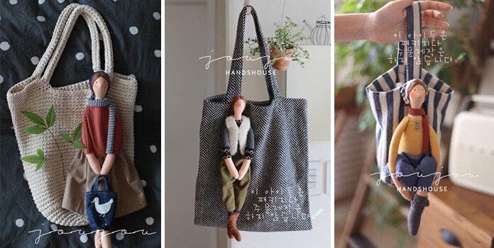 Декоруємо сумки оригінально!