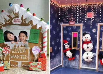Оформлюємо зимове свято: декор та фотозони. Ідеї для дому та навчальних закладів