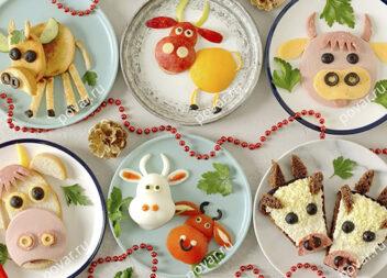 Як прикрасити страви на новорічний стіл 2021 самотужки