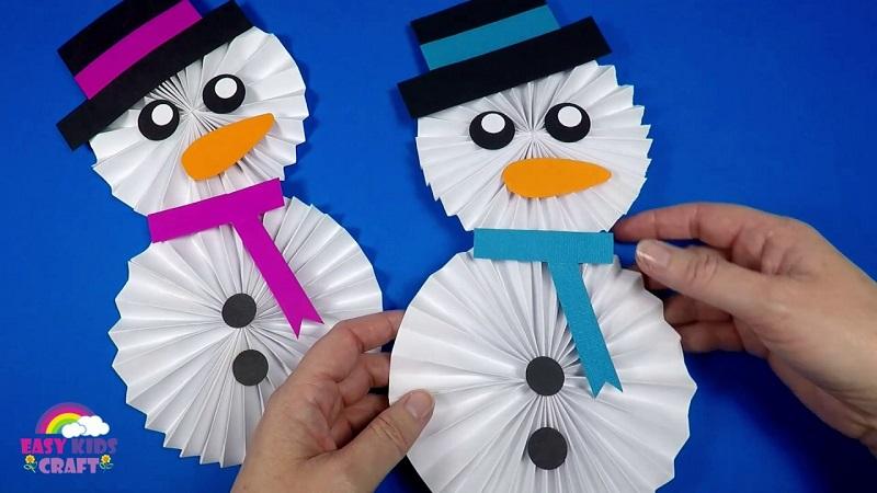 Новорічні вироби з паперу. Більше 40 ідей