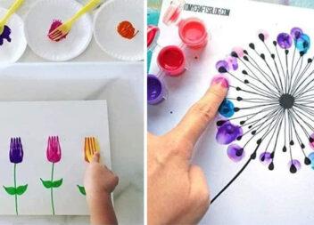 Дитяча творчість: 25 способів створення малюнку
