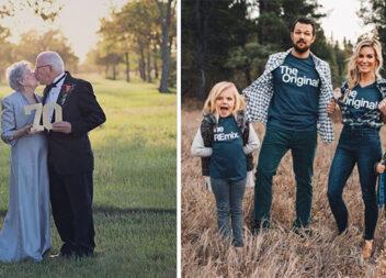 Красиві фотосесії на річницю весілля: ідеї для подружжя та фотографів