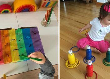 Розвиваємо у дітей різні здібності завдяки цікавим простеньким іграм