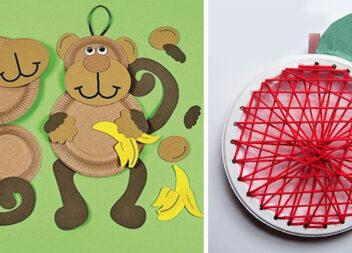 У своїй тарілці: більше 40 крутих ідей для дитячої творчості