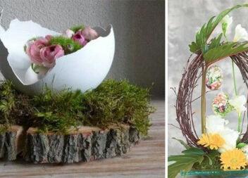 """Квіткові композиції """"Весна і Великдень"""""""