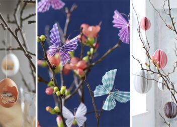 Створюємо весняний декор всією сім'єю: ідеї для творчості