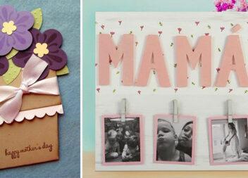 Ідеї подарунку до Дня матері. Робимо самотужки