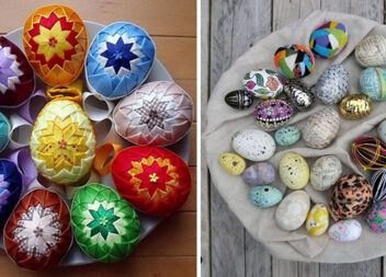 Великоднє яйце своїми руками: ТОП-5 святкових майстер-класів
