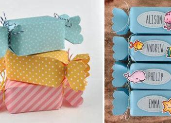 Святкова упаковка-цукерочка: робимо самотужки