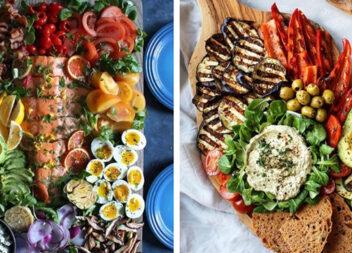 Сервіруємо стіл без посуду: 44 смачні та оригінальні ідеї