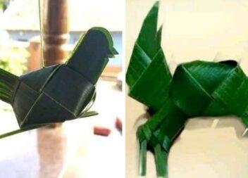 Неймовірні вироби із листя