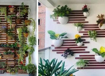 20 популярних ідей прикраси будинку з вертикальним зеленим садом