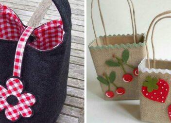 Яскраві літні сумочки, які можна пошити самотужки