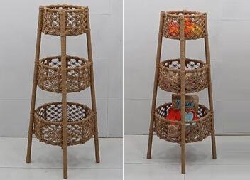 Дивовижні можливості звичайної джутової мотузки і дерев'яних паличок
