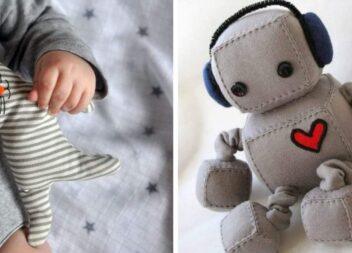 Дитячі подушки та іграшки, які можна пошити із клаптиків тканини