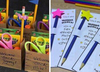 Невеличкі подарунки для школярів із початком навчального року