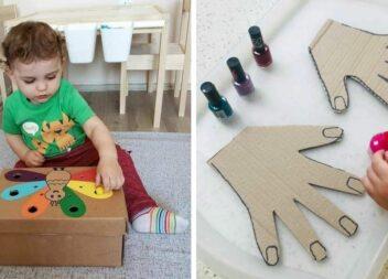 Цікаві та прості ігри для дітей із матеріалів, які знайдуться у вас вдома