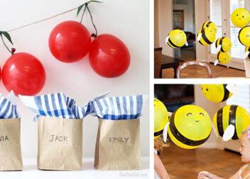 Цікаві повітряні кульки