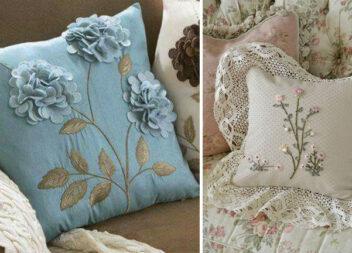 Чарівні декоративні подушки, які можна зробити самотужки