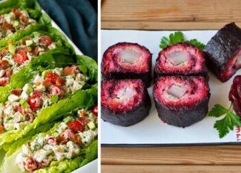 Як подати салат, щоб він виглядав наче закуска