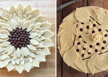 28 варіантів як прикрасити літній пиріг із ягодами чи фруктами