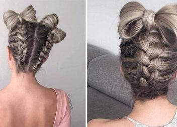 Супер зачіски із використанням плетіння