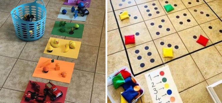 На замітку батькам та вихователям: 24 класні гри для малечі
