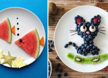 Креативний сніданок для дитини: як заохотити маля з'їсти все із тарілки