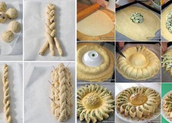 Красива випічка: як красиво оформити тісто